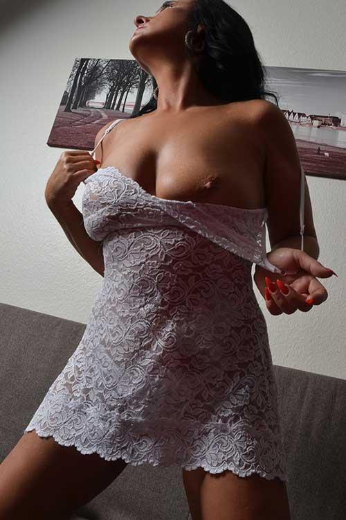 Vintage saggy tits